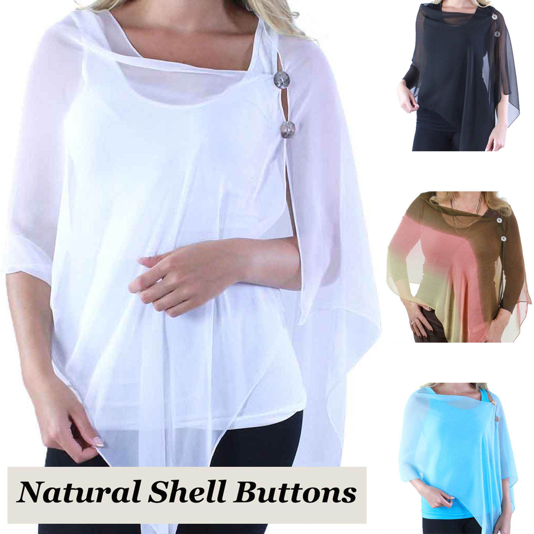 Silky Dress Accessories