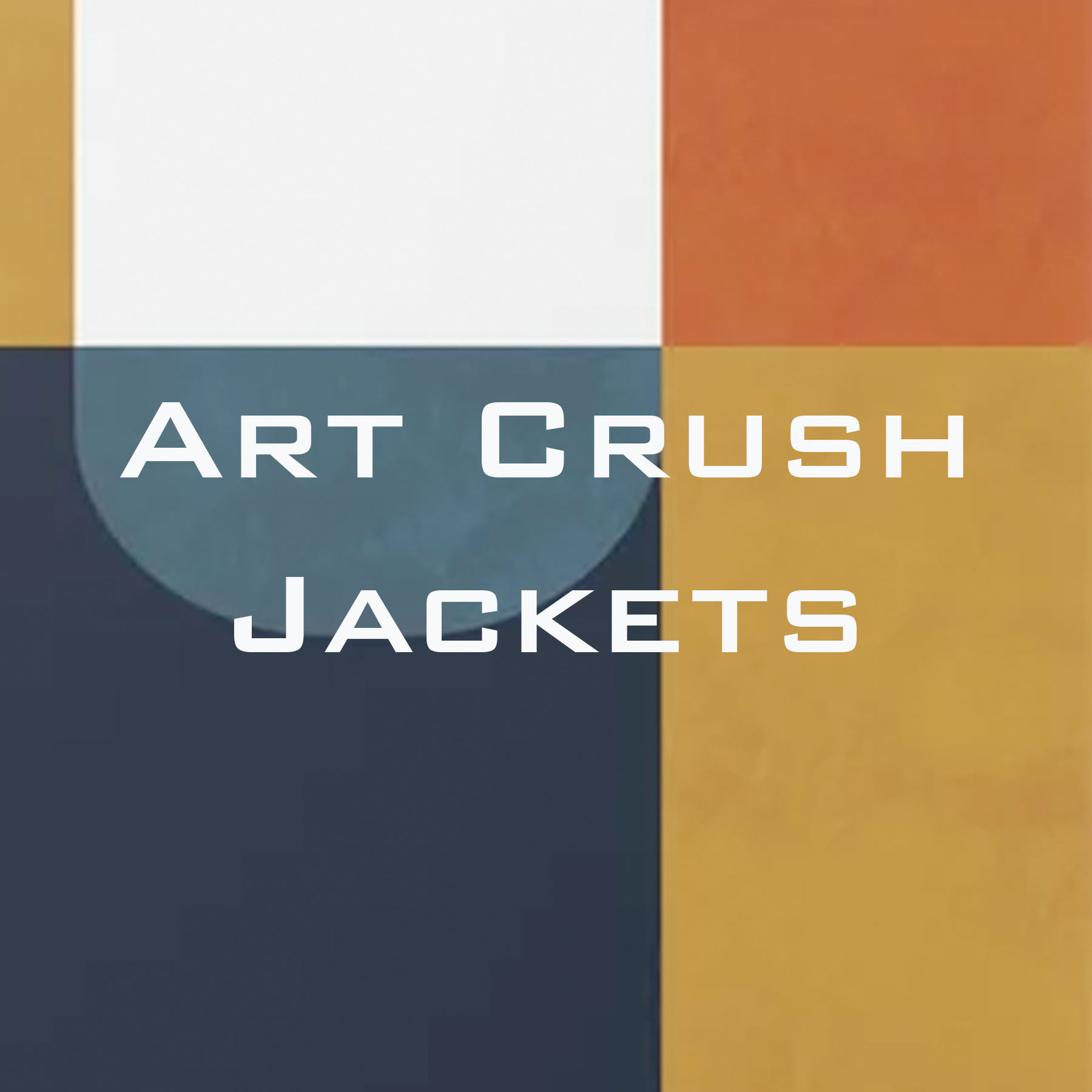 Magic Crush Art Jackets