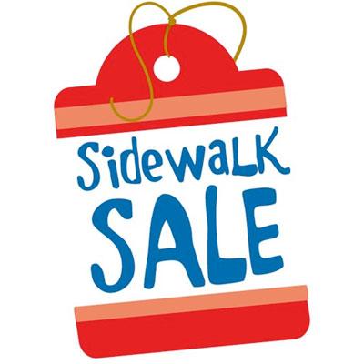 Online Sidewalk Sale