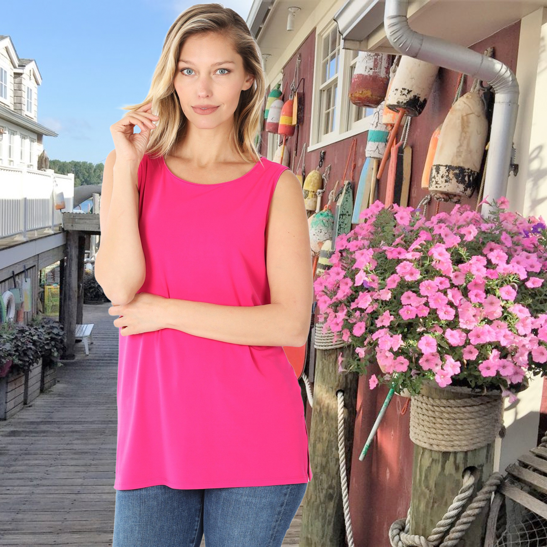 Wholesale Tops for Summer
