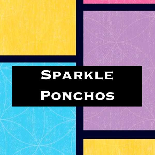 Wholesale Dress Ponchos - Beaded, Mesh and Sparkly Styles