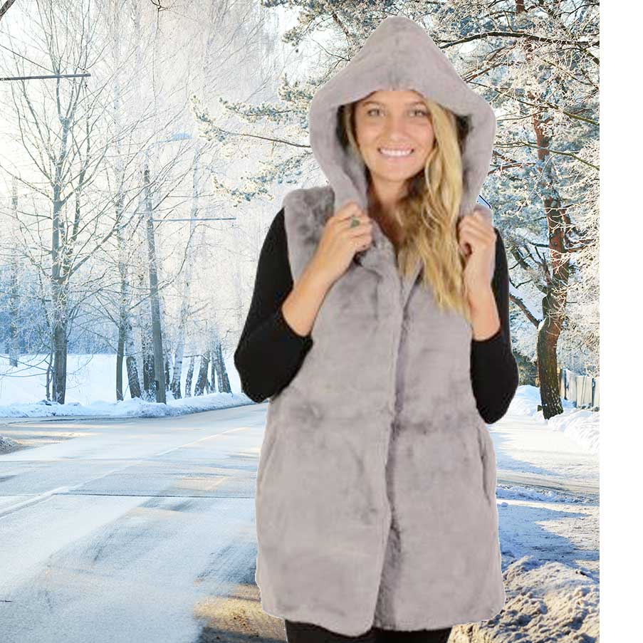 Camp Style Vests and Jackets