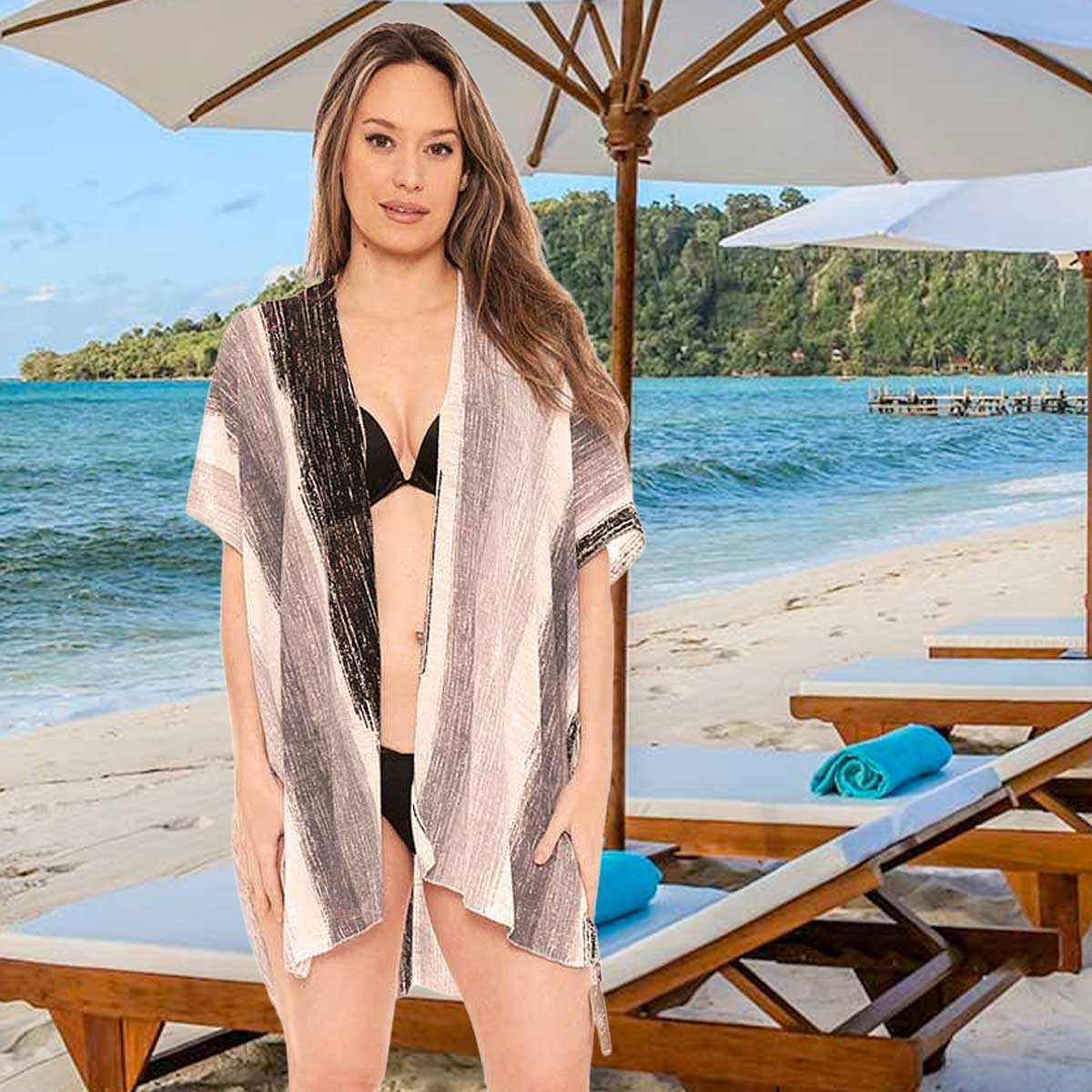 Beach and Town Cover-ups