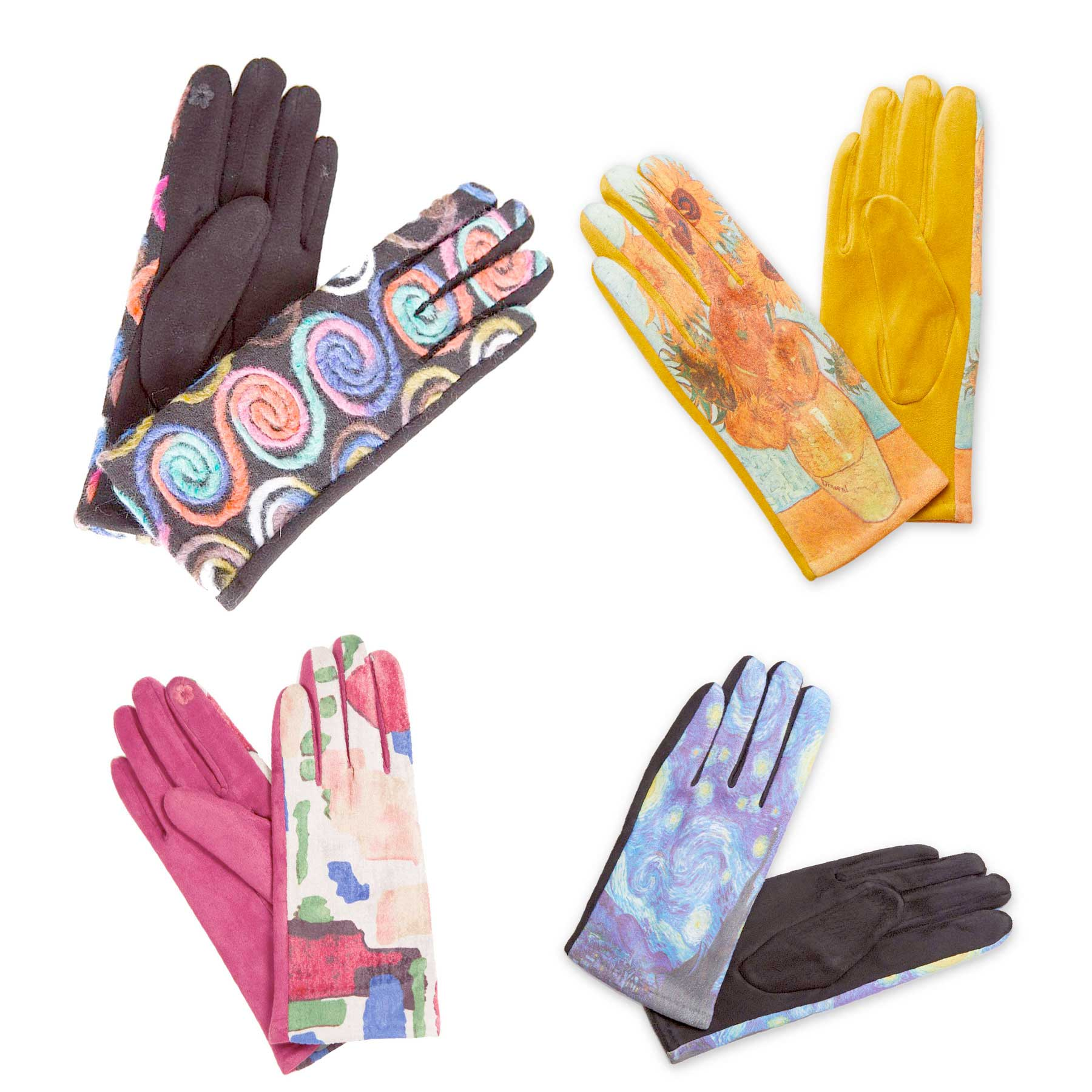 Smart Gloves (Cell Phone Friendly)