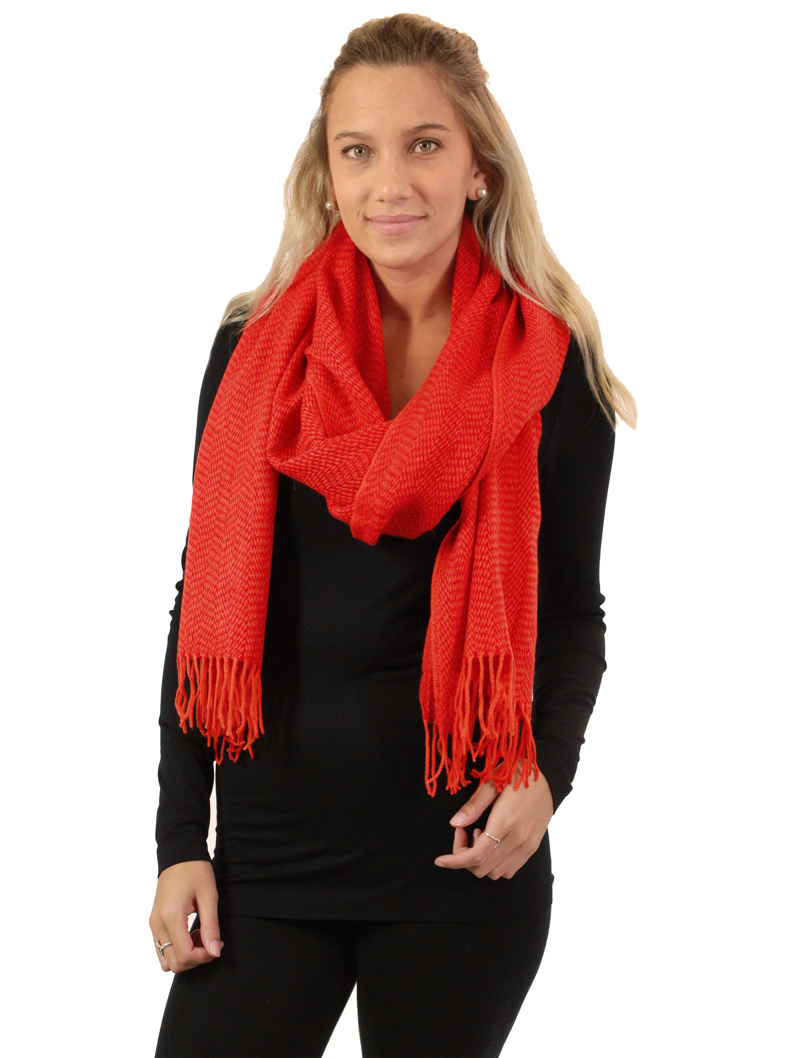 wholesale Scarf View red