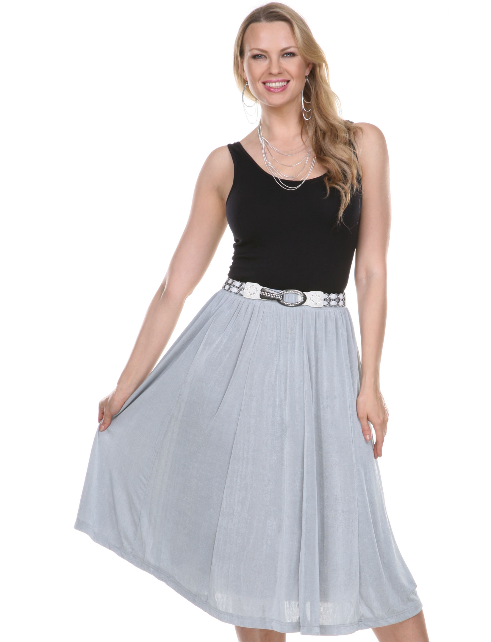 wholesale Slinky Travel Skirts*