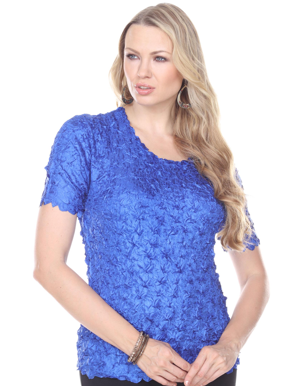 wholesale Petal Shirts - Short Sleeve