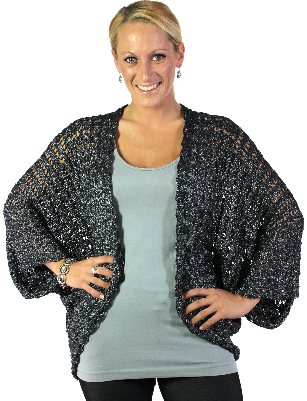wholesale Shrugs - Crochet PYX