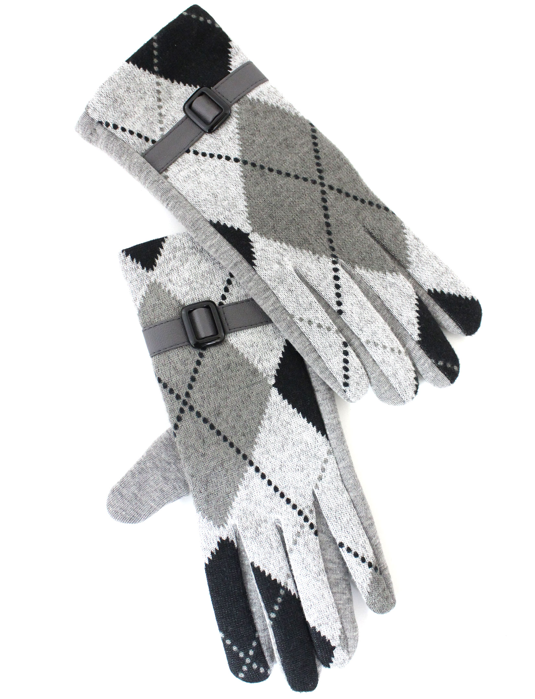 Touch Screen Smart Gloves - Fleece Lined