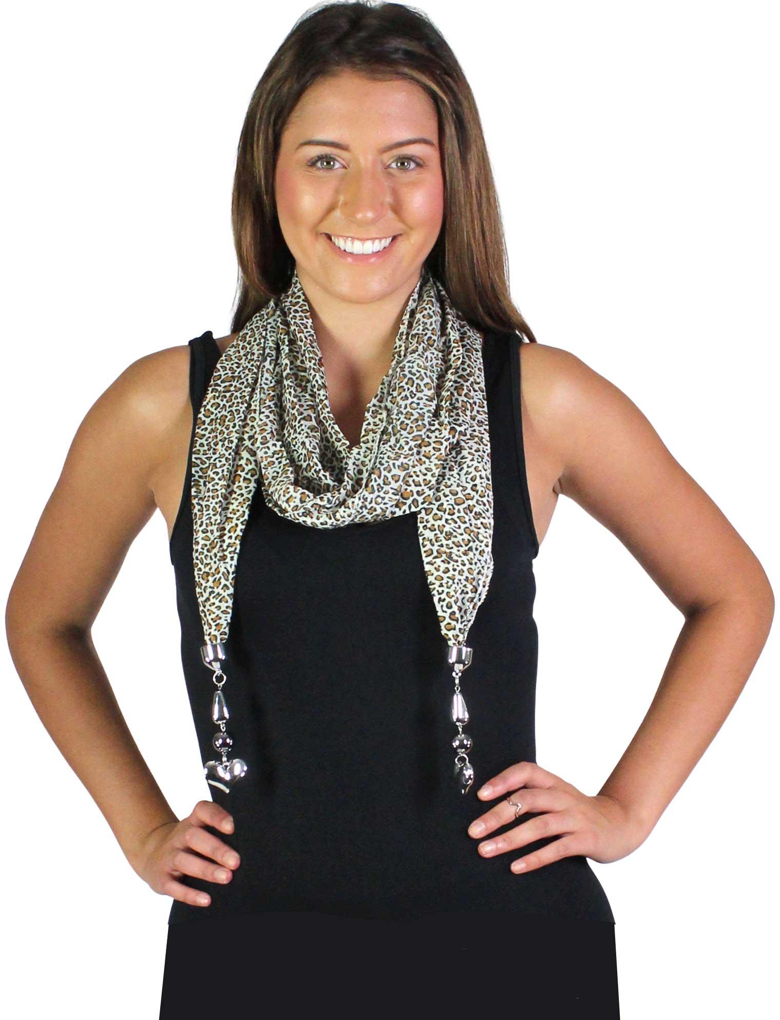 wholesale Oblong Scarves - Sheer w/ Hanging Pendants*
