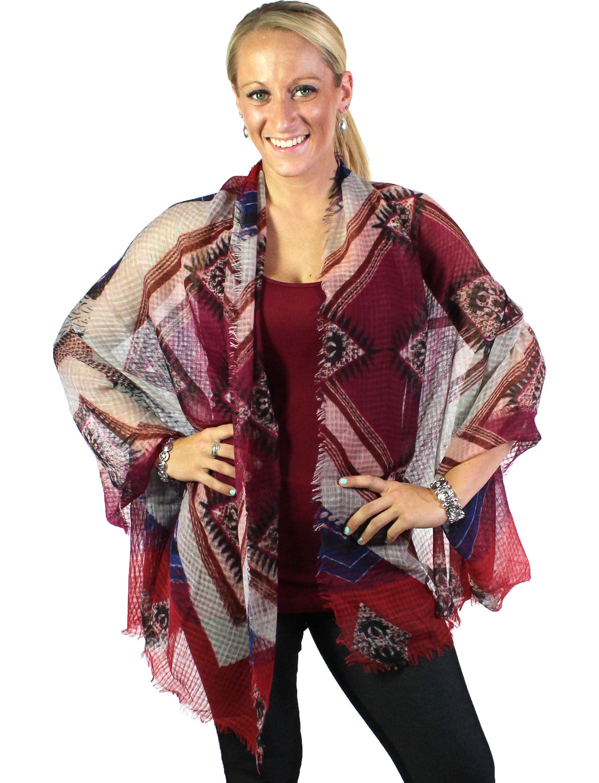 wholesale Big Scarves/Shawls - 1397
