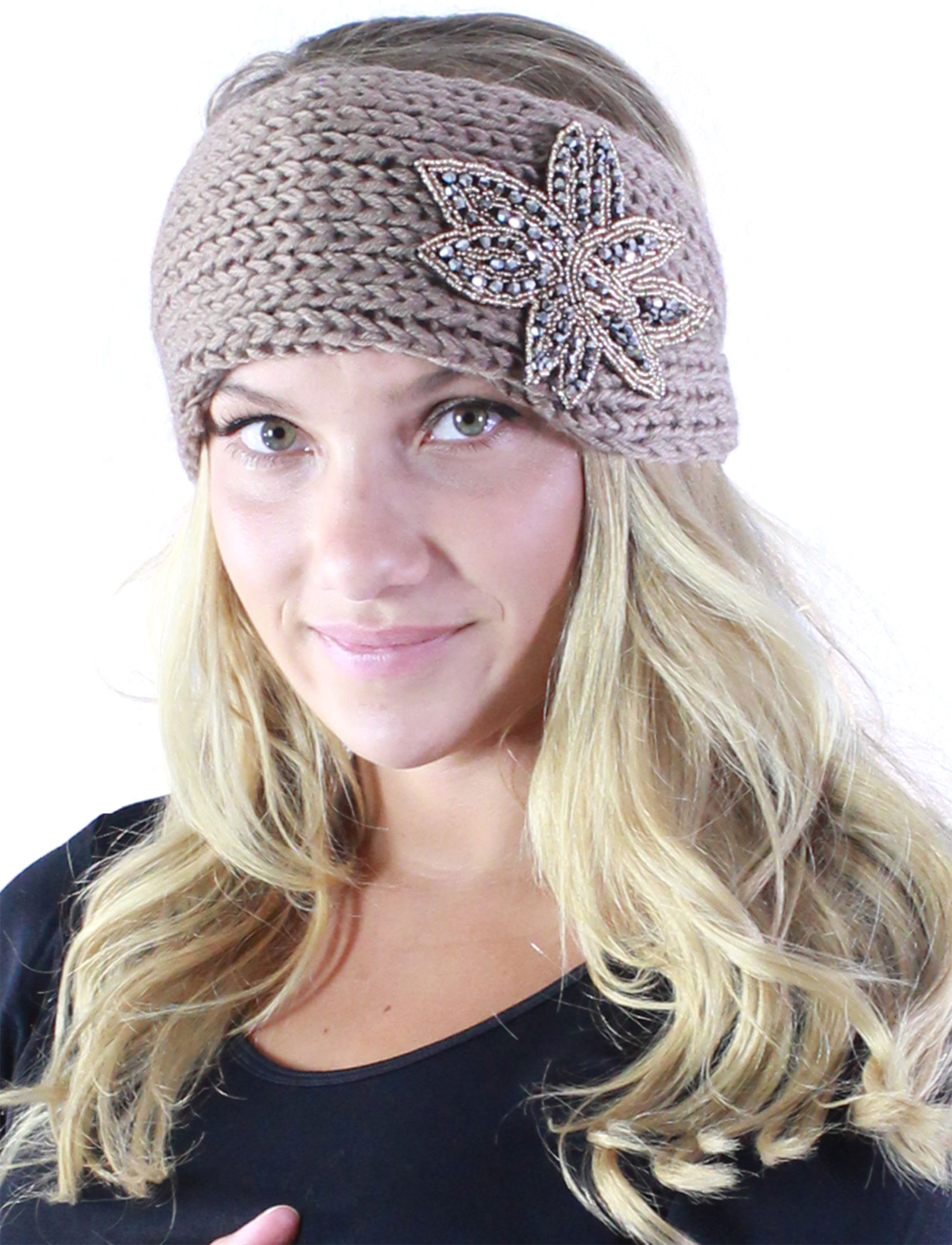 wholesale Knitted Head Wraps 2832