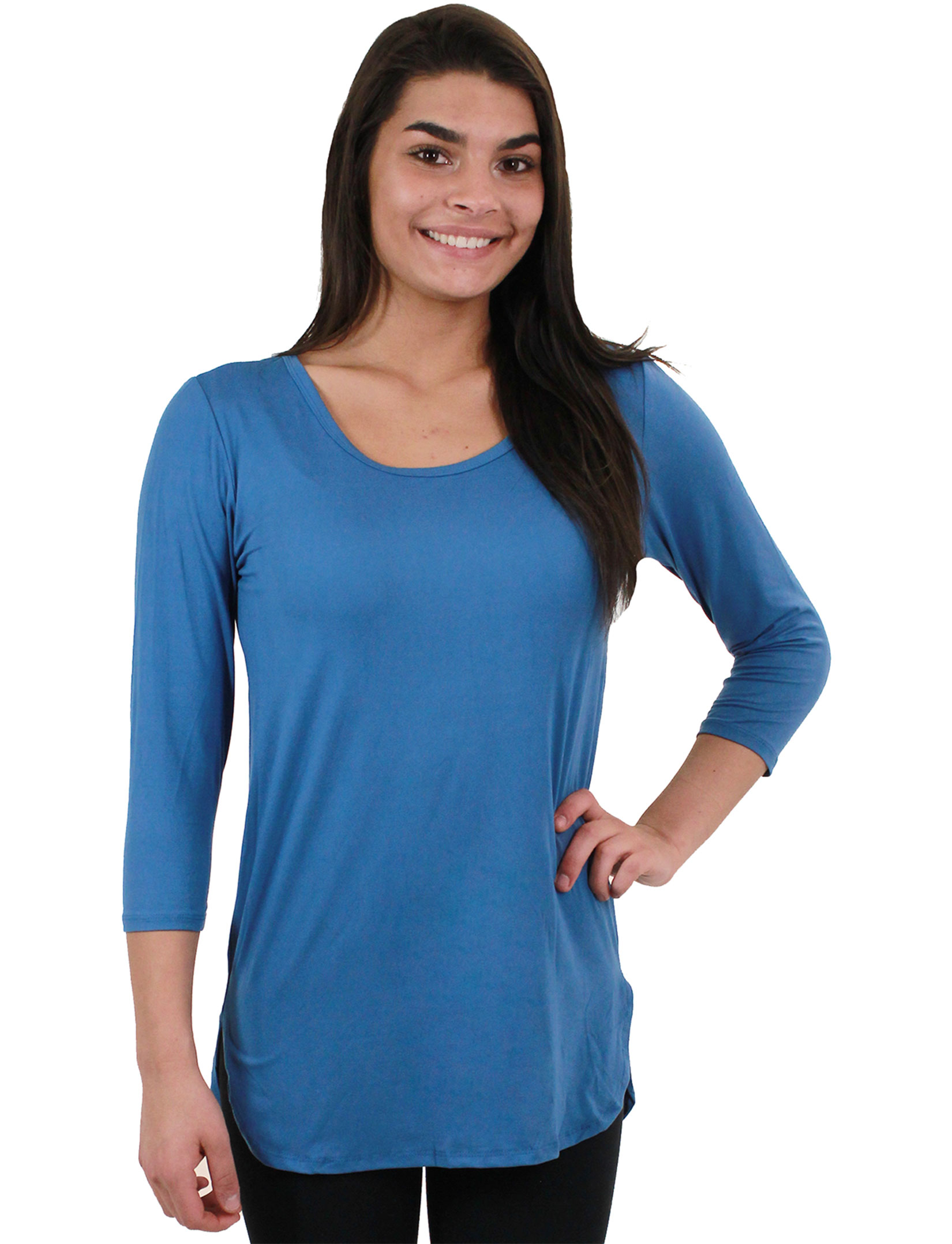 wholesale Brushed Fiber Tunics