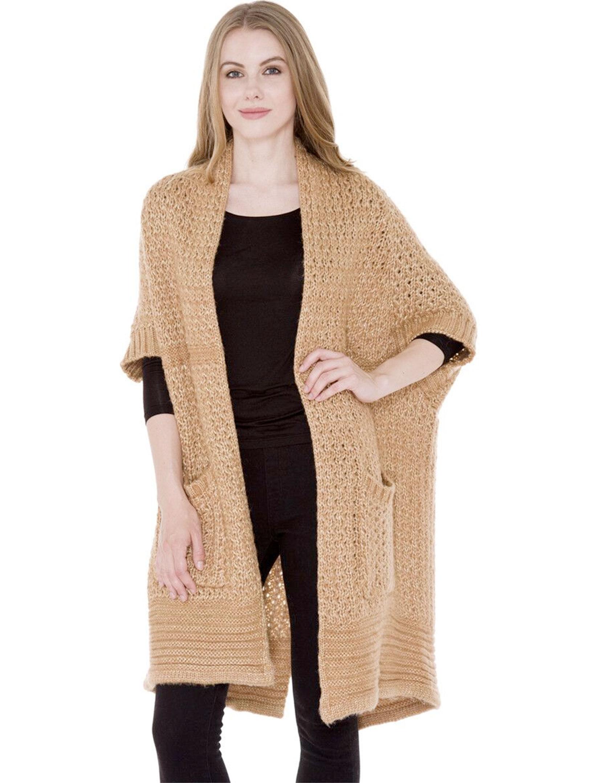 Sweater Cardigan - Crochet Sparkle JP985