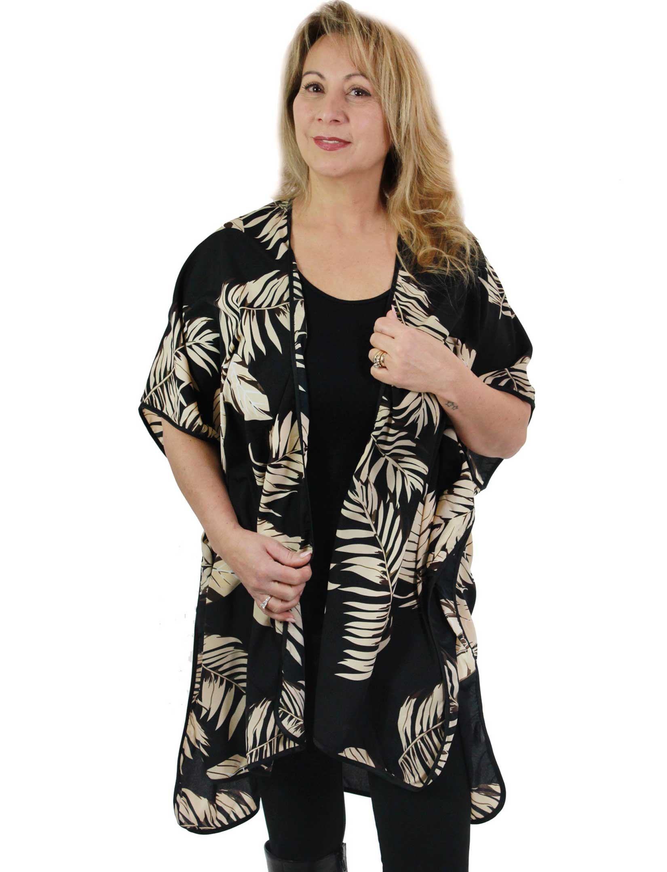 wholesale Kimono - Tropical Prints 9336 & 9337