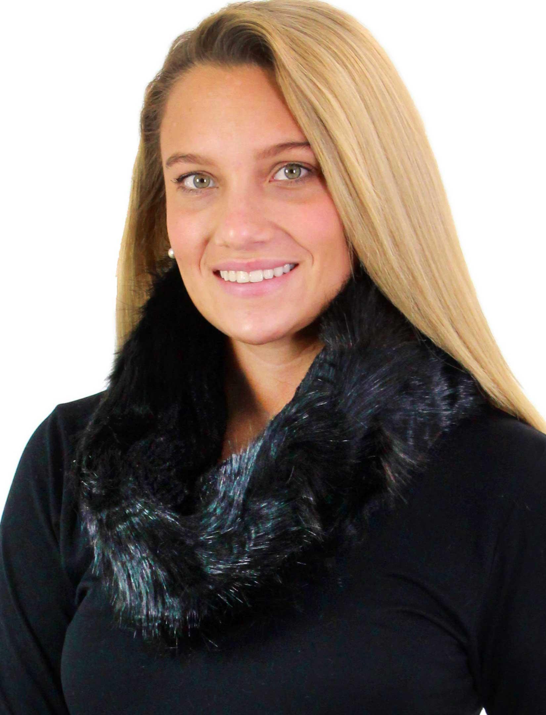 wholesale Faux Fur Infinity Scarves