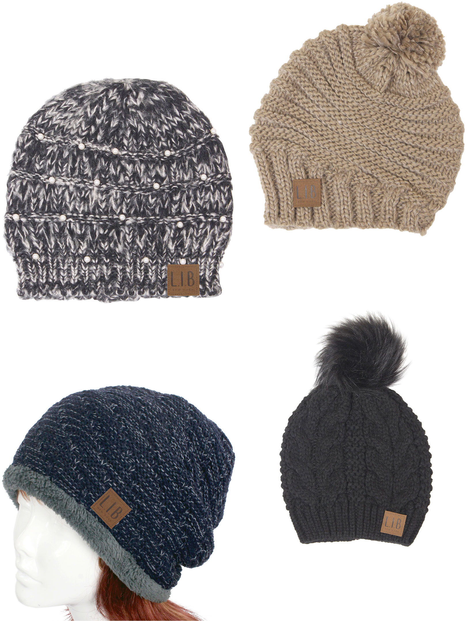 wholesale Knit Winter Hats