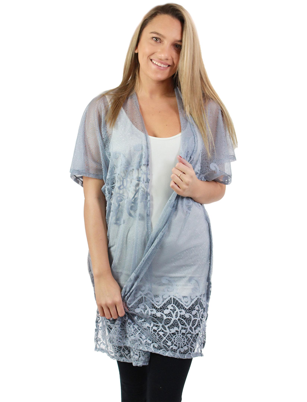 wholesale Kimono - Lace Design 9251