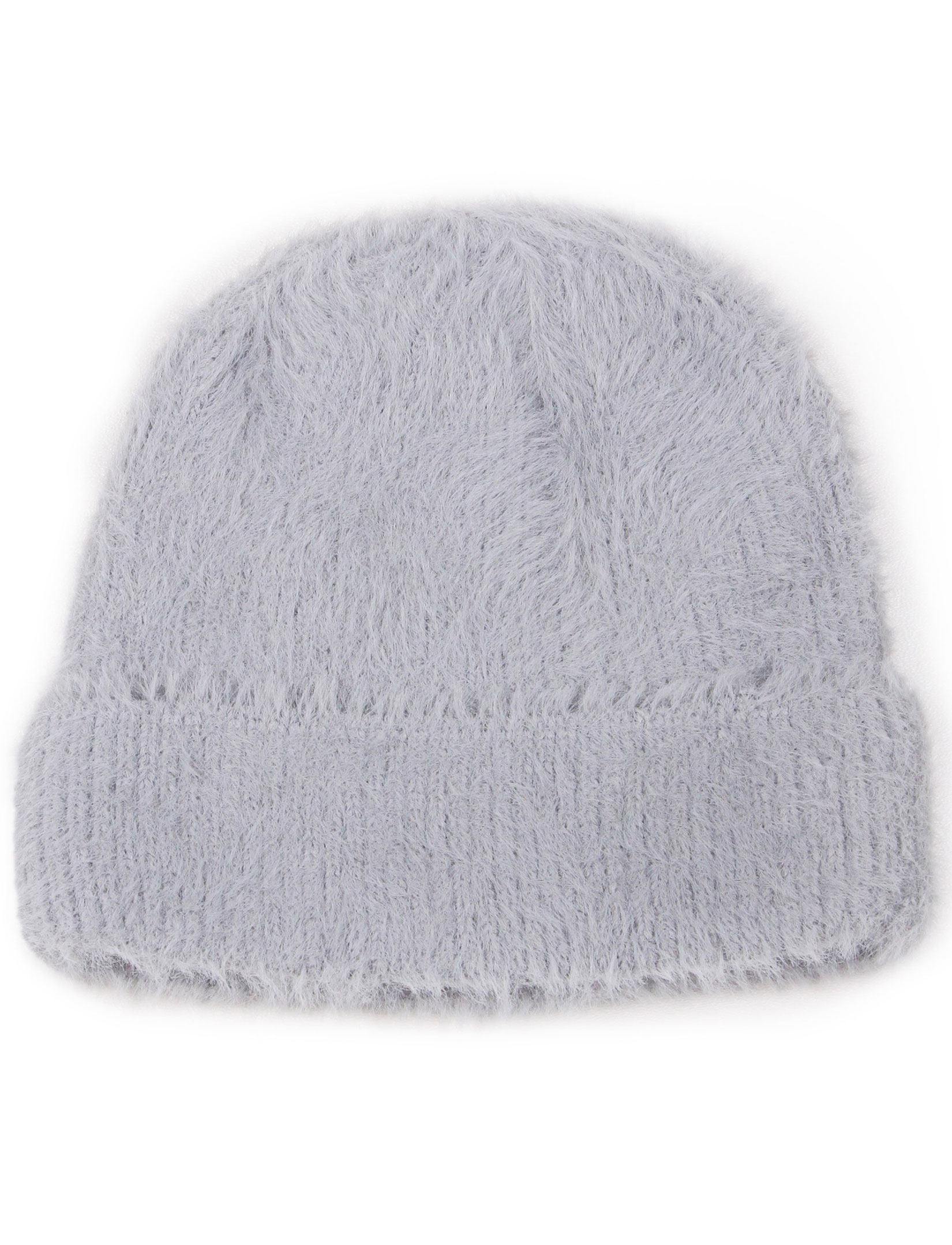 wholesale Knit Beanie - Furry Knit 9516