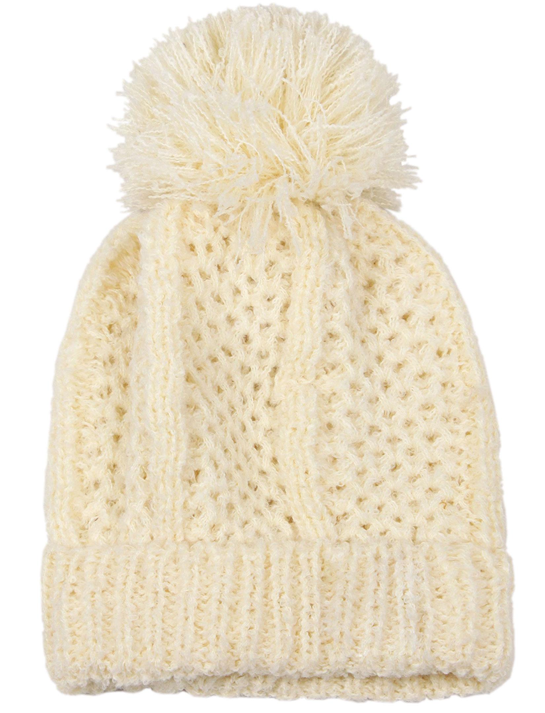 wholesale Knit Beanie - Pom Pom 9518