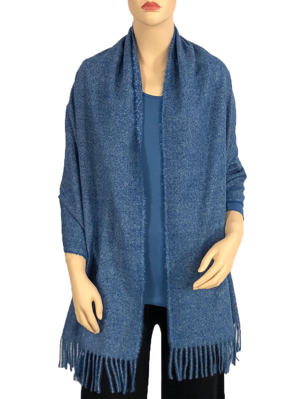wholesale Brushed Cashmere Feel Shawls