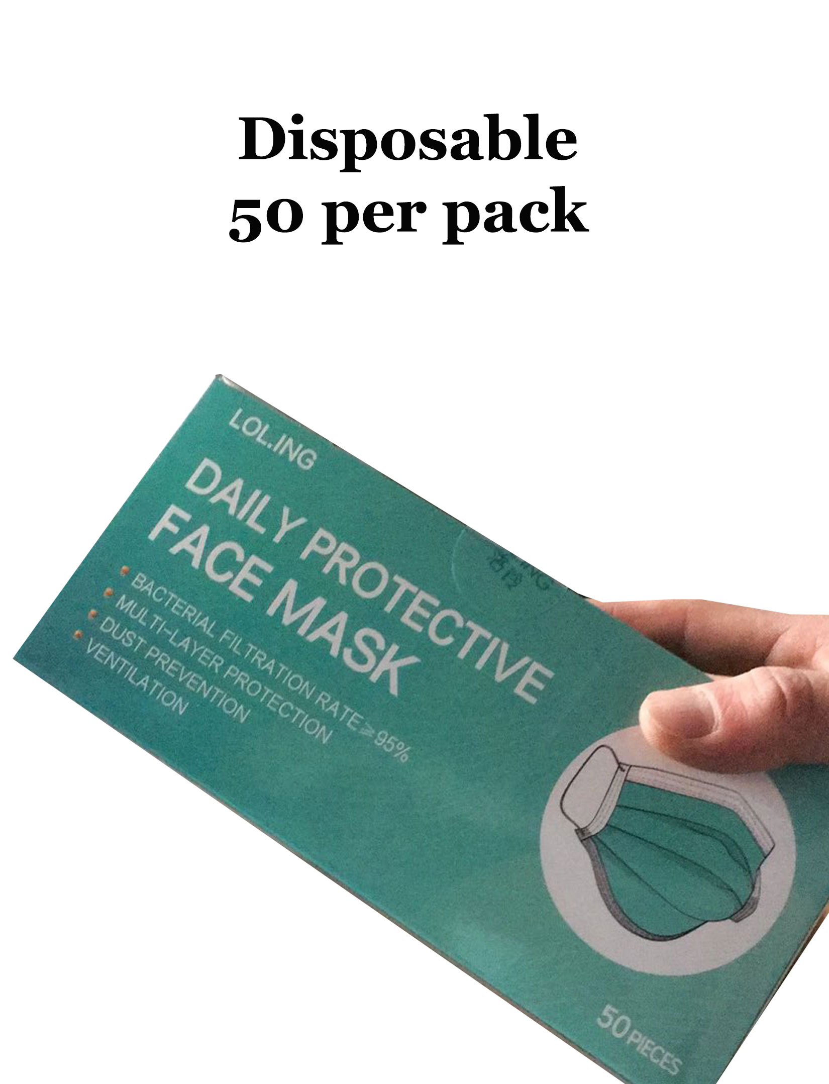 Protective Mask Disposables