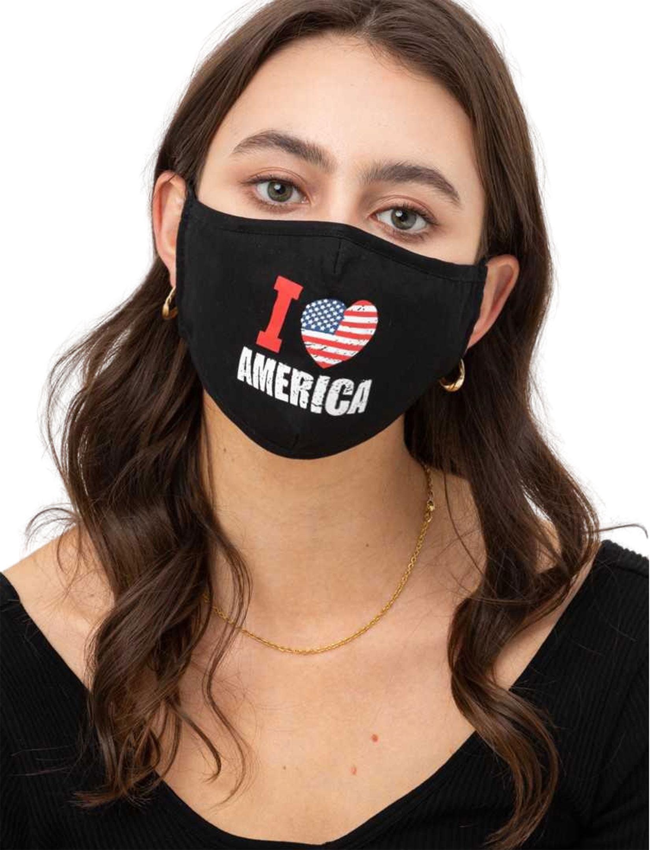 wholesale Protective Masks - Patriotic Editions