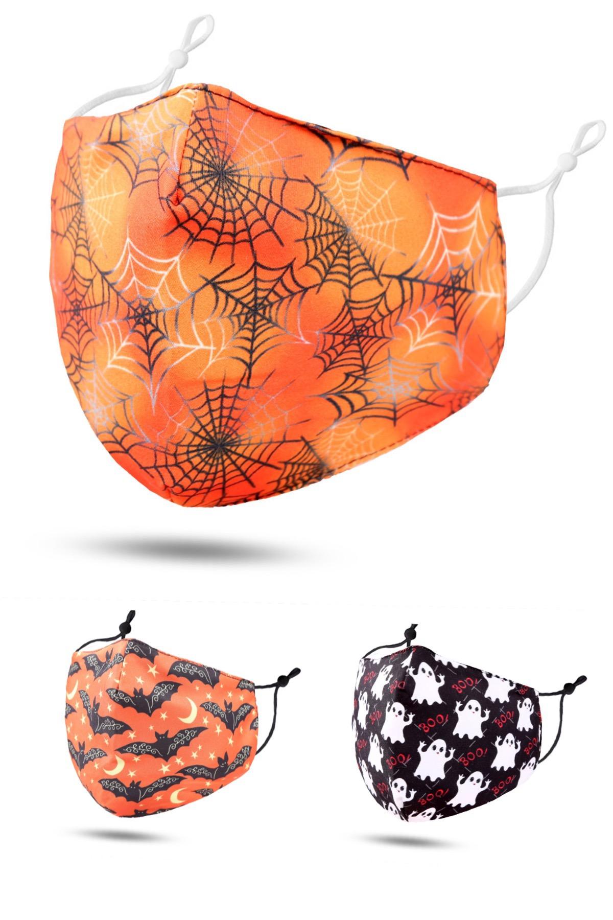 Protective Masks - Halloween Theme