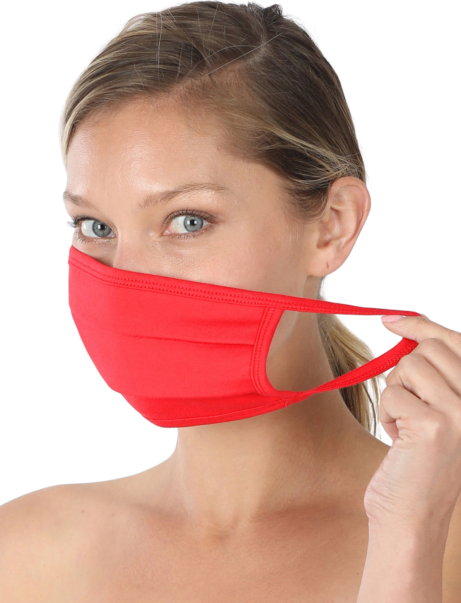 wholesale Protective Masks - Cotton Blend Two Ply CMK/CPMK