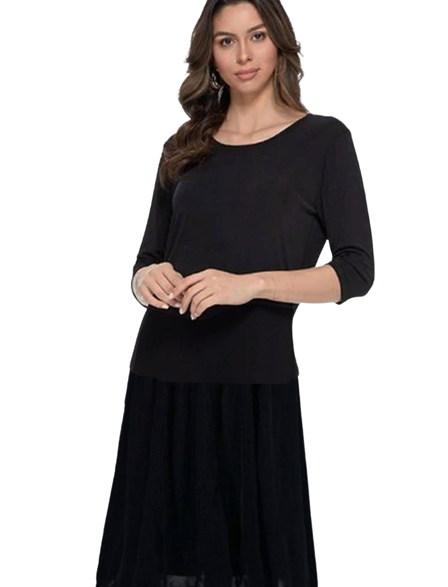wholesale Slinky Skirt and Top Sets SST 3430