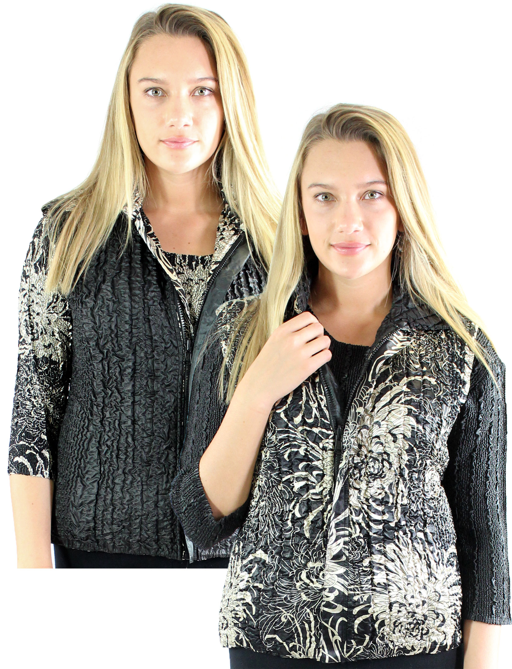 wholesale Quilted Reversible Vests