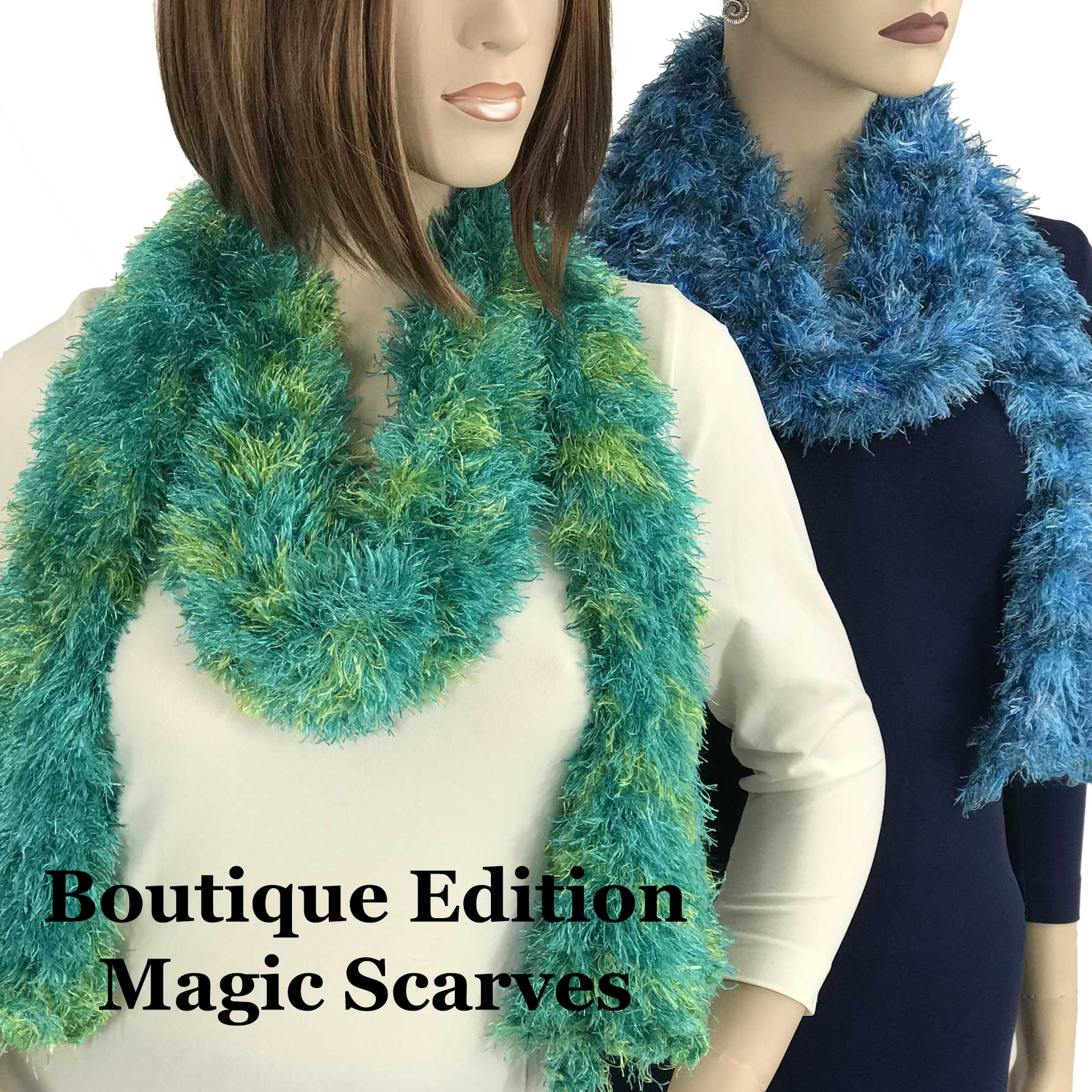 Boutique Edition Magic Scarves