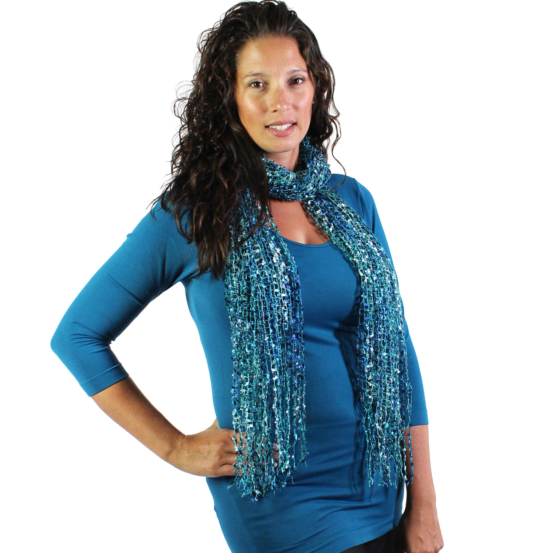 Oblong Scarves - Confetti 26791