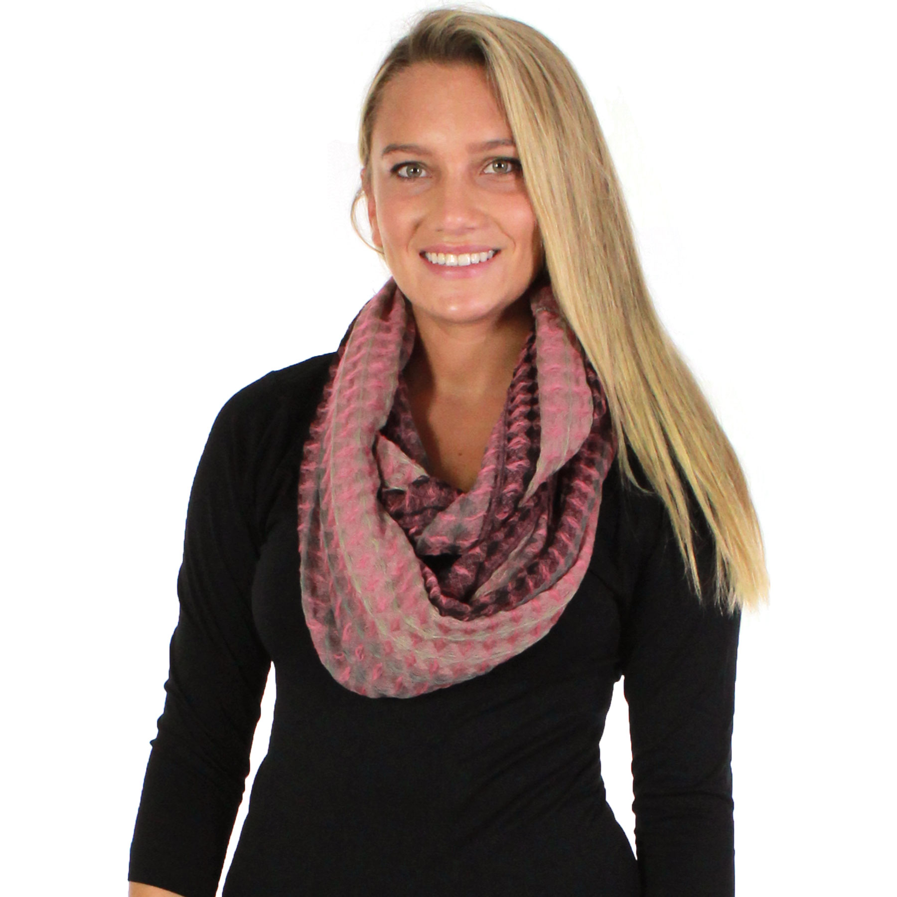 Infinity Scarves - Angel Hair 4459