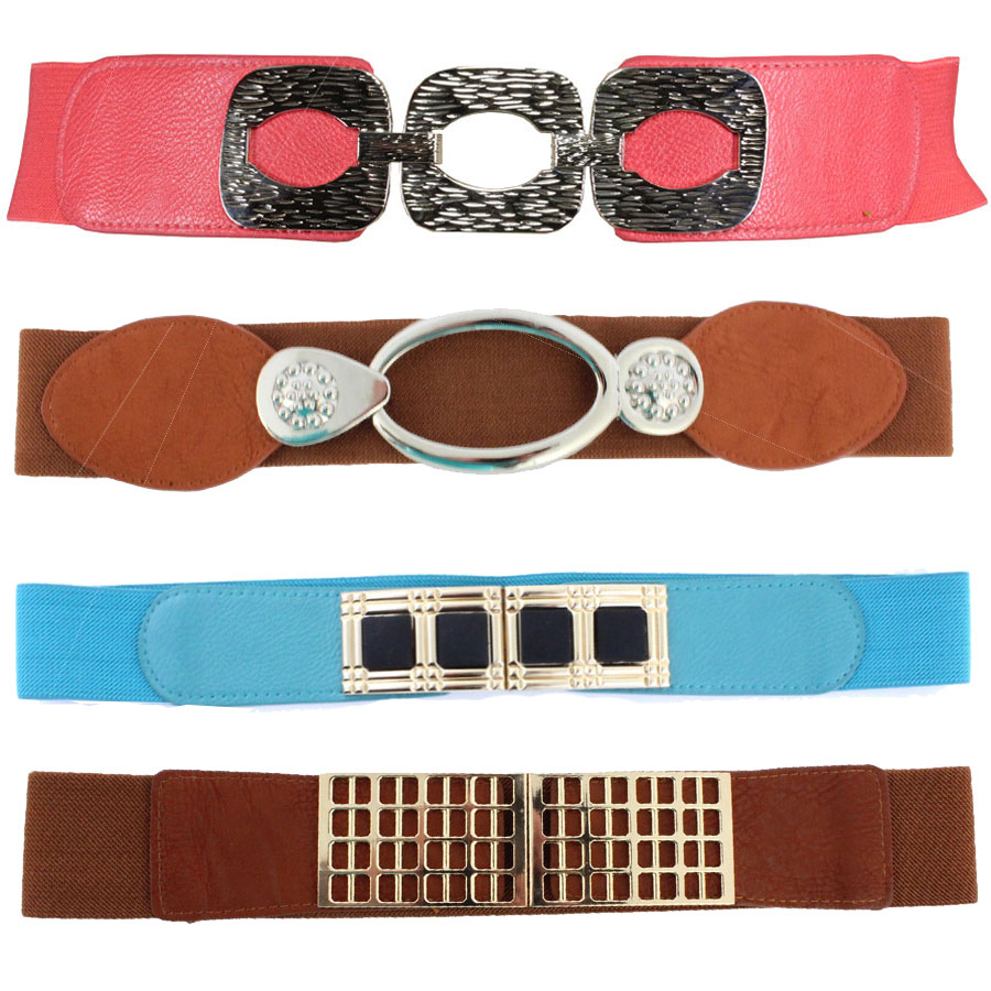 Fashion Stretch Belts