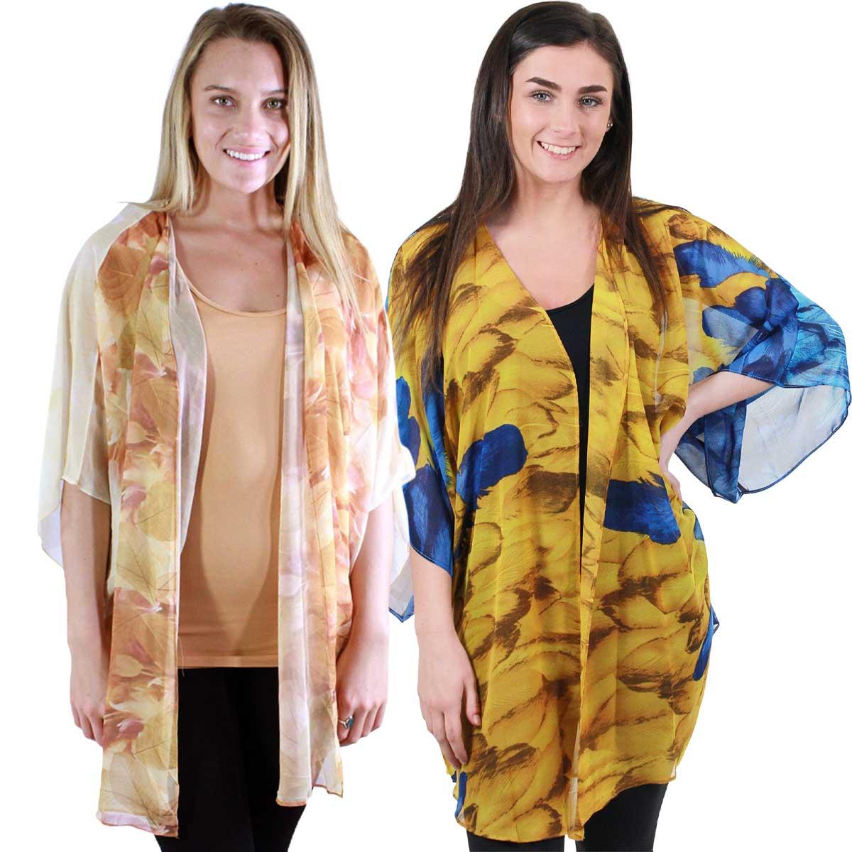 Chiffon Kimono HCS*