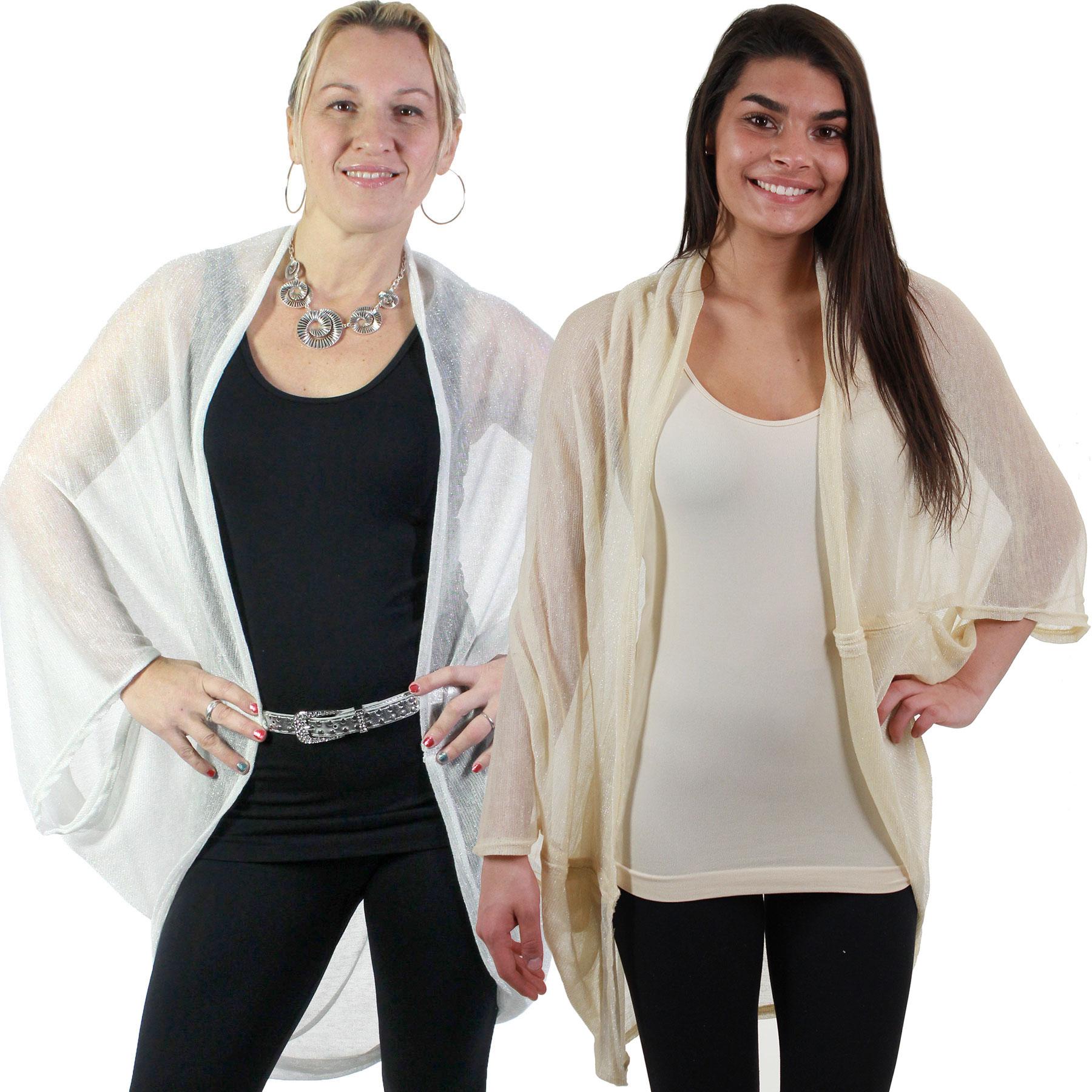 Kimono - Lurex Sheer 8749