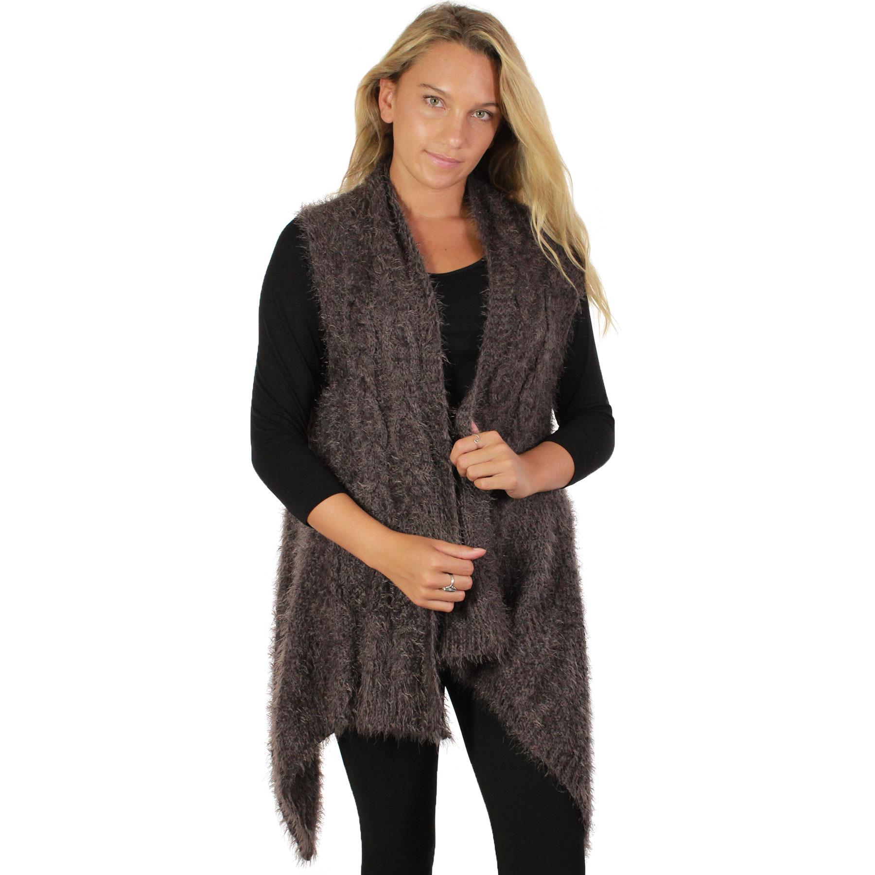 Vests - Eyelash Fur Design 8183