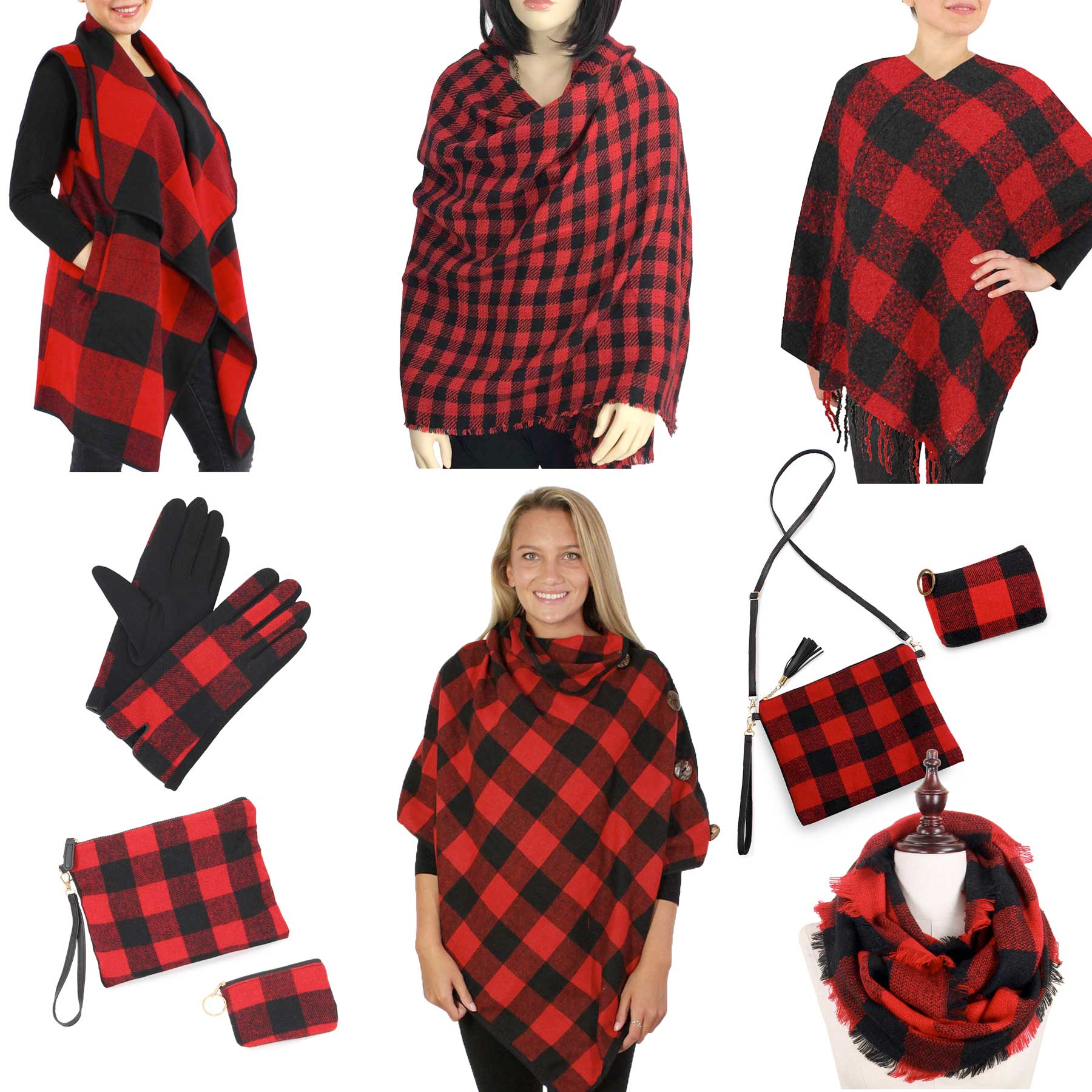 Matching Pieces for Autumn and Winter 3178