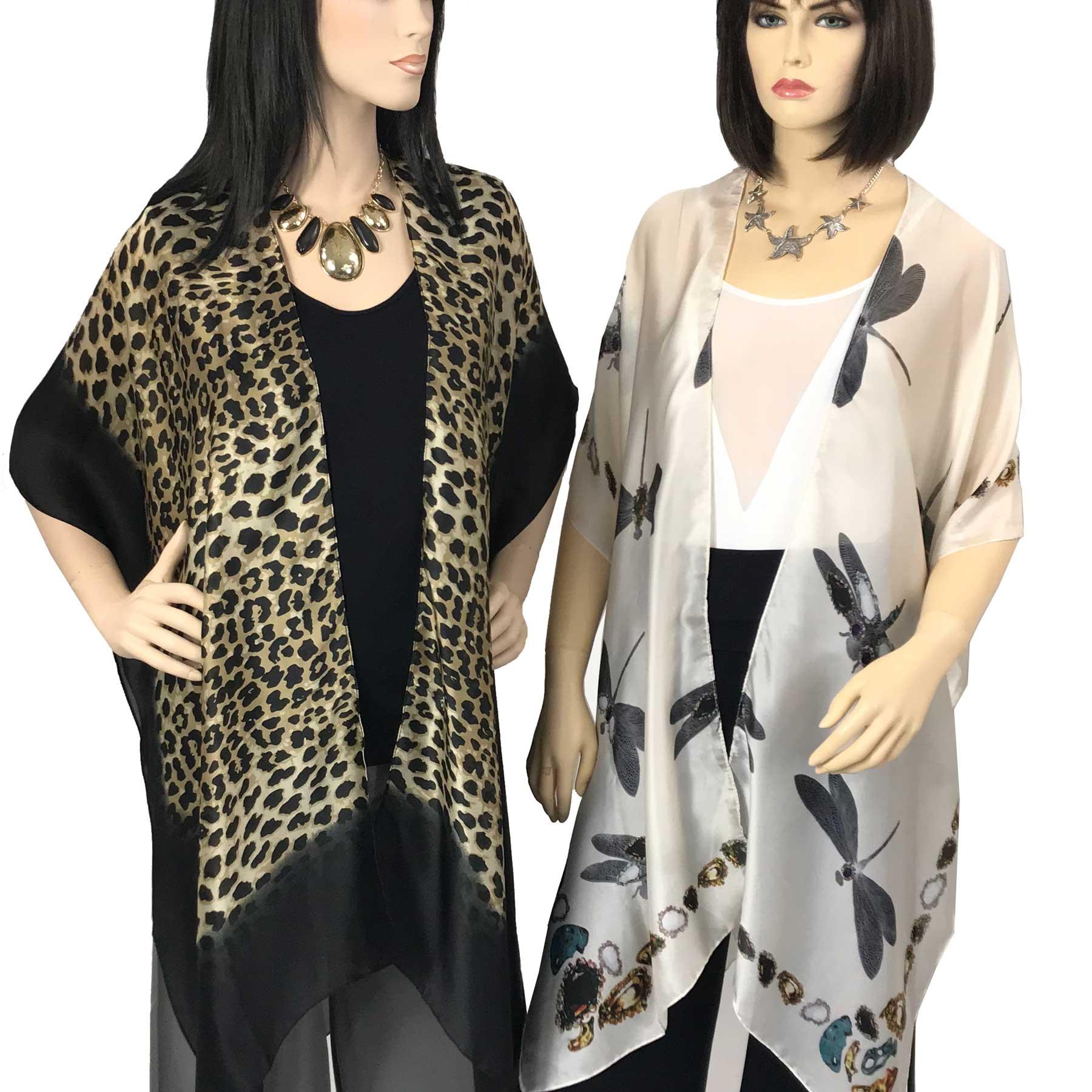 Kimono - Satin Charmeuse 1294 & 1295