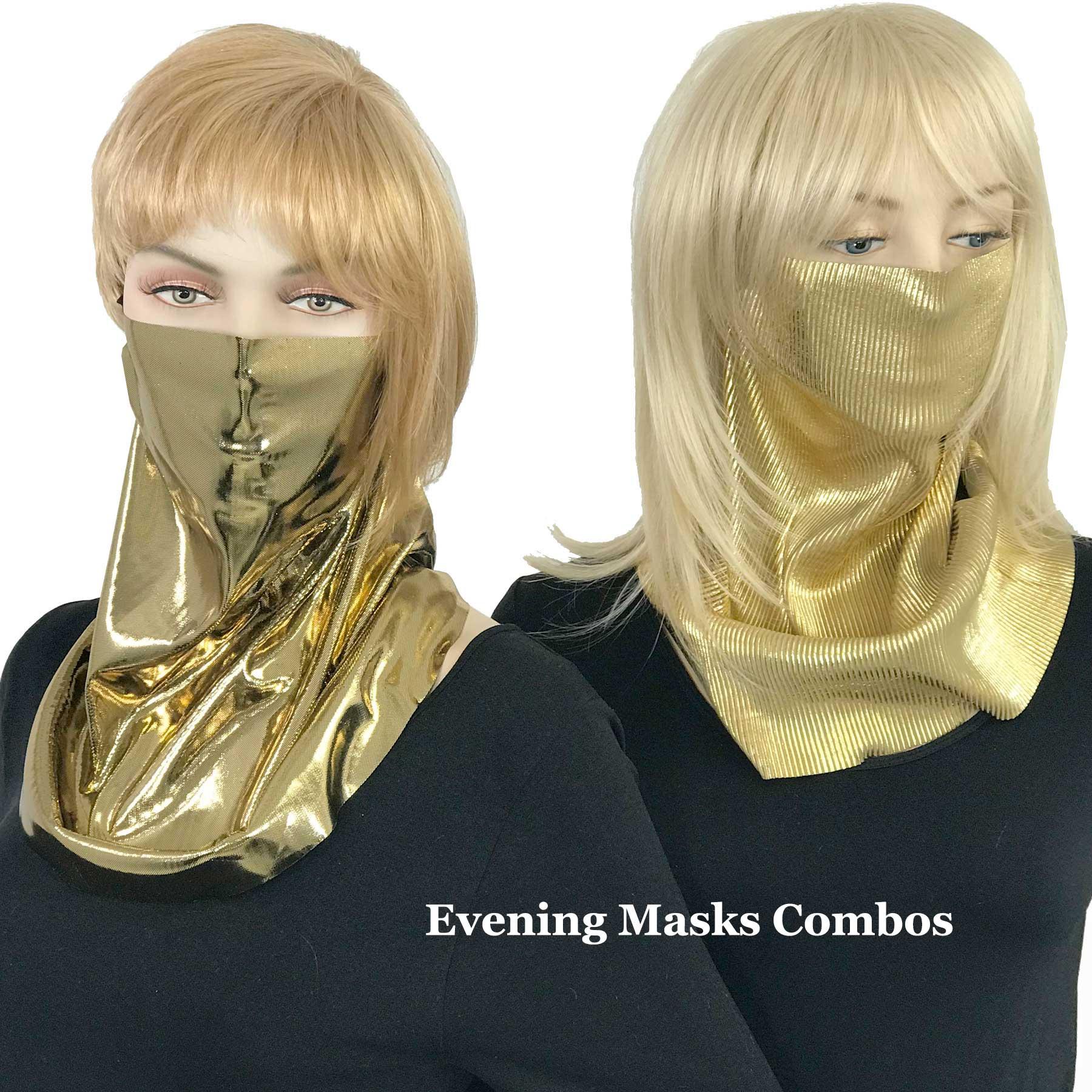 Evening Style Protective Masks (Josefa DaSilva)