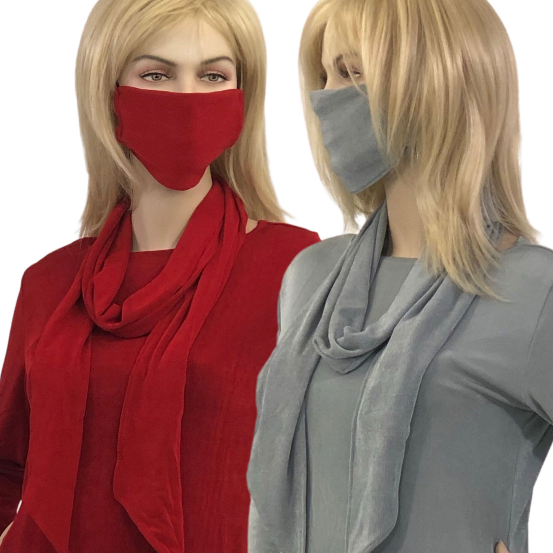 Protective Masks - Slinky Style
