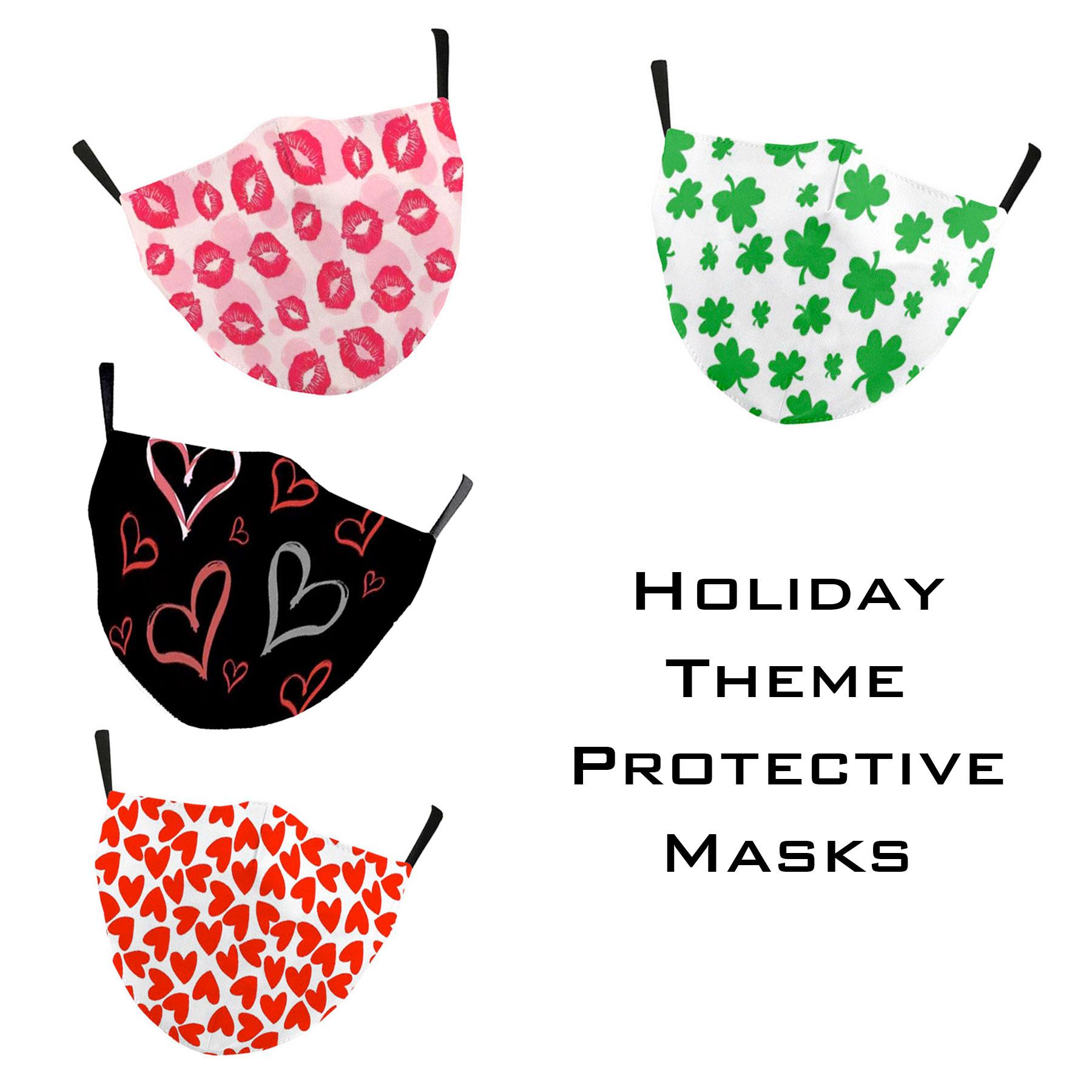 Protective Masks - Christmas Theme