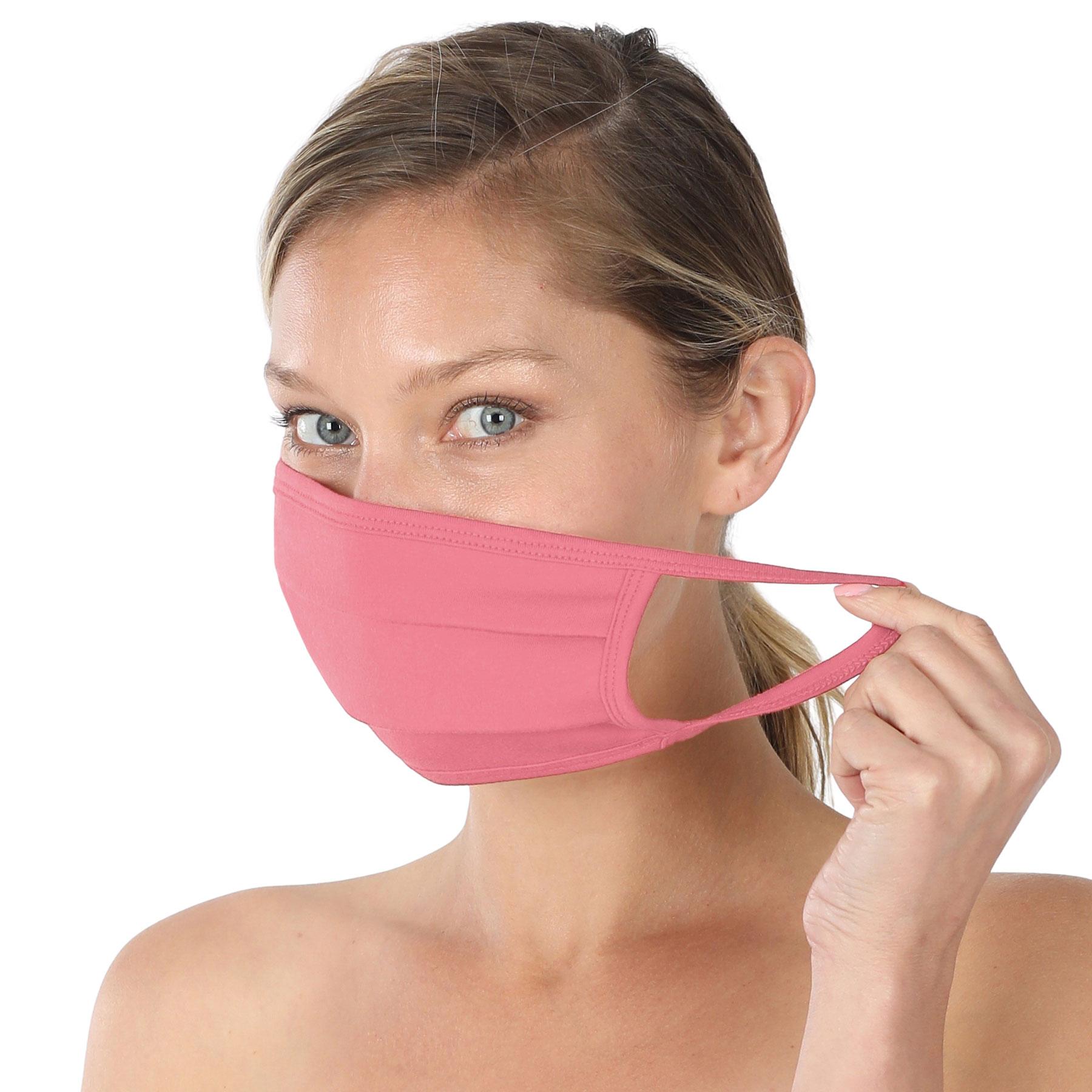Protective Masks - Cotton Blend Two Ply CMK/CPMK