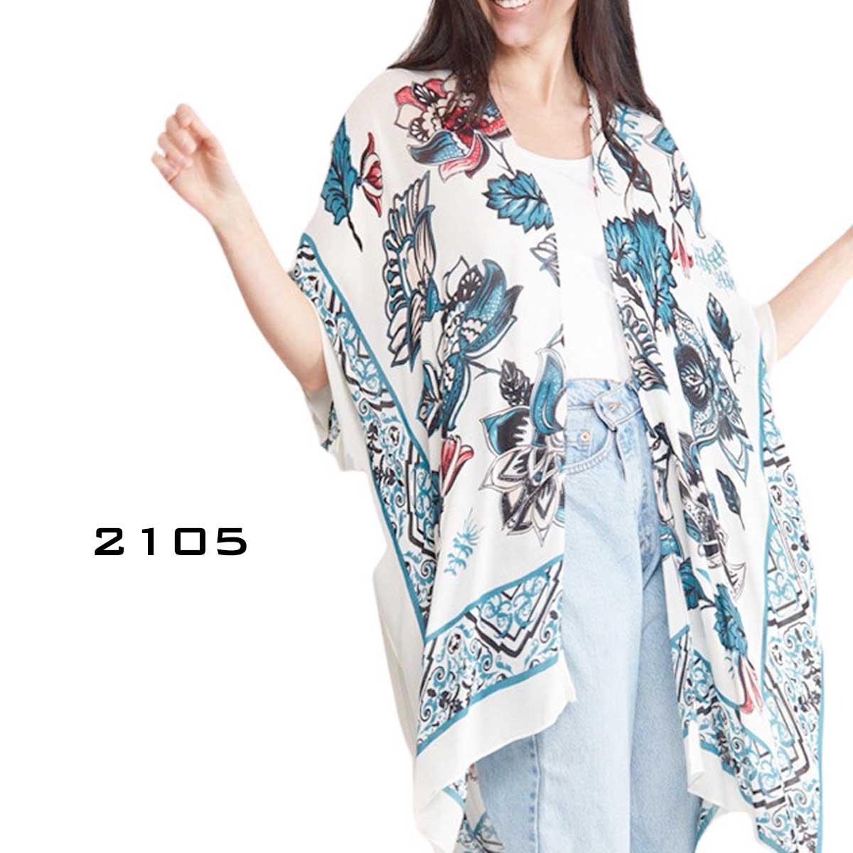 Kimono - Prints 2105