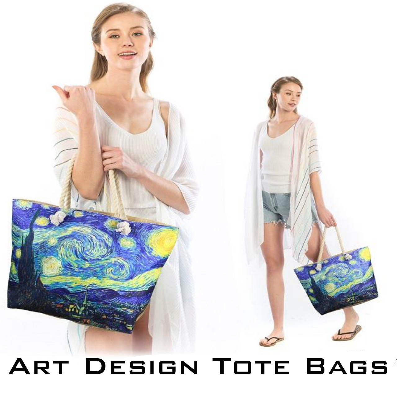 Tote - Art Designs (MINA) T400
