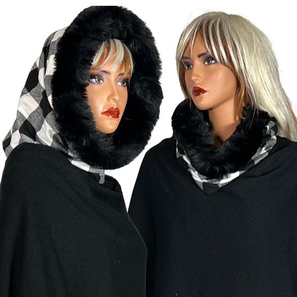 Infinity Hood - Fur Trim 3552