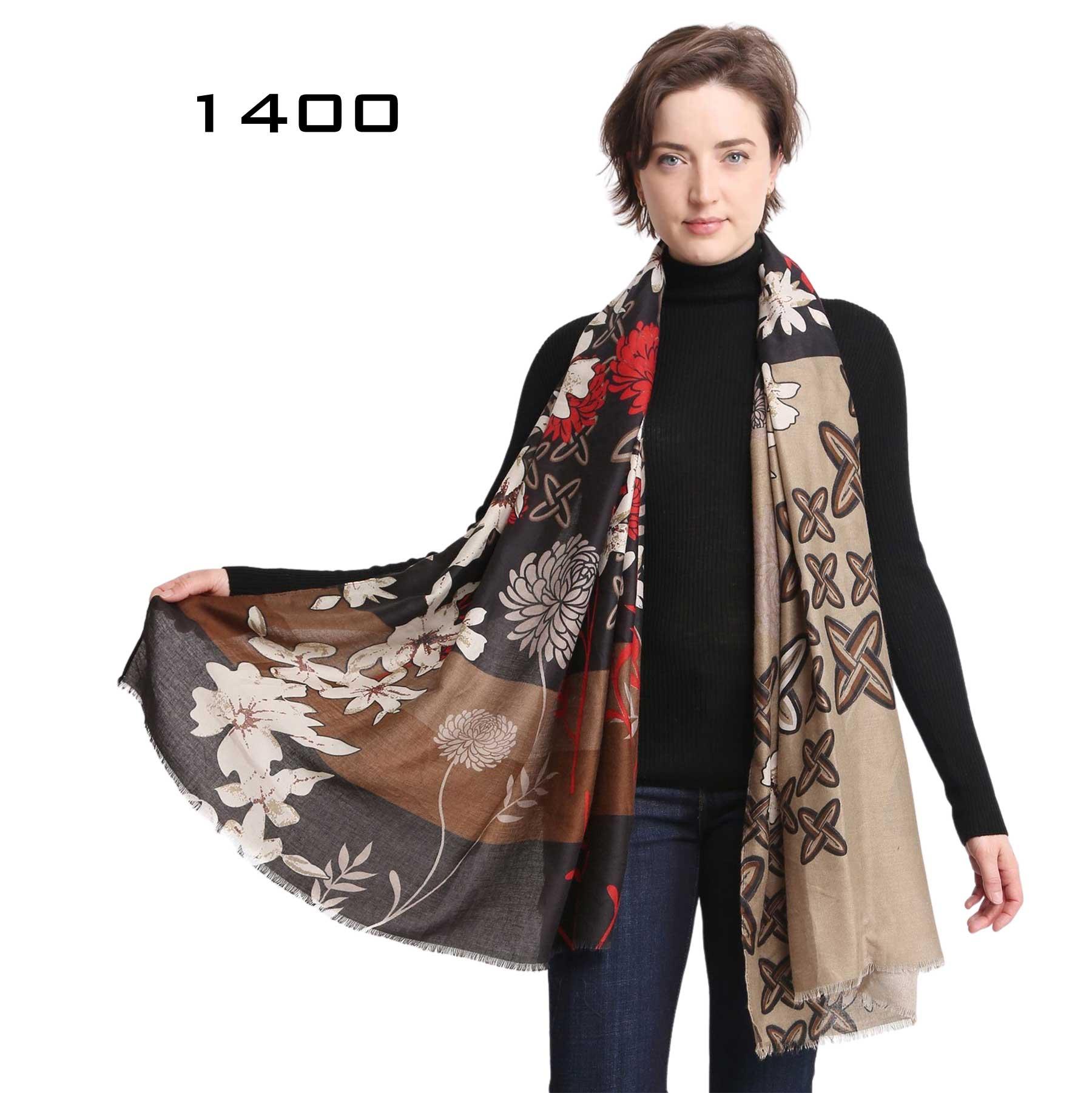 Luxury Scarf/Wrap - 1400