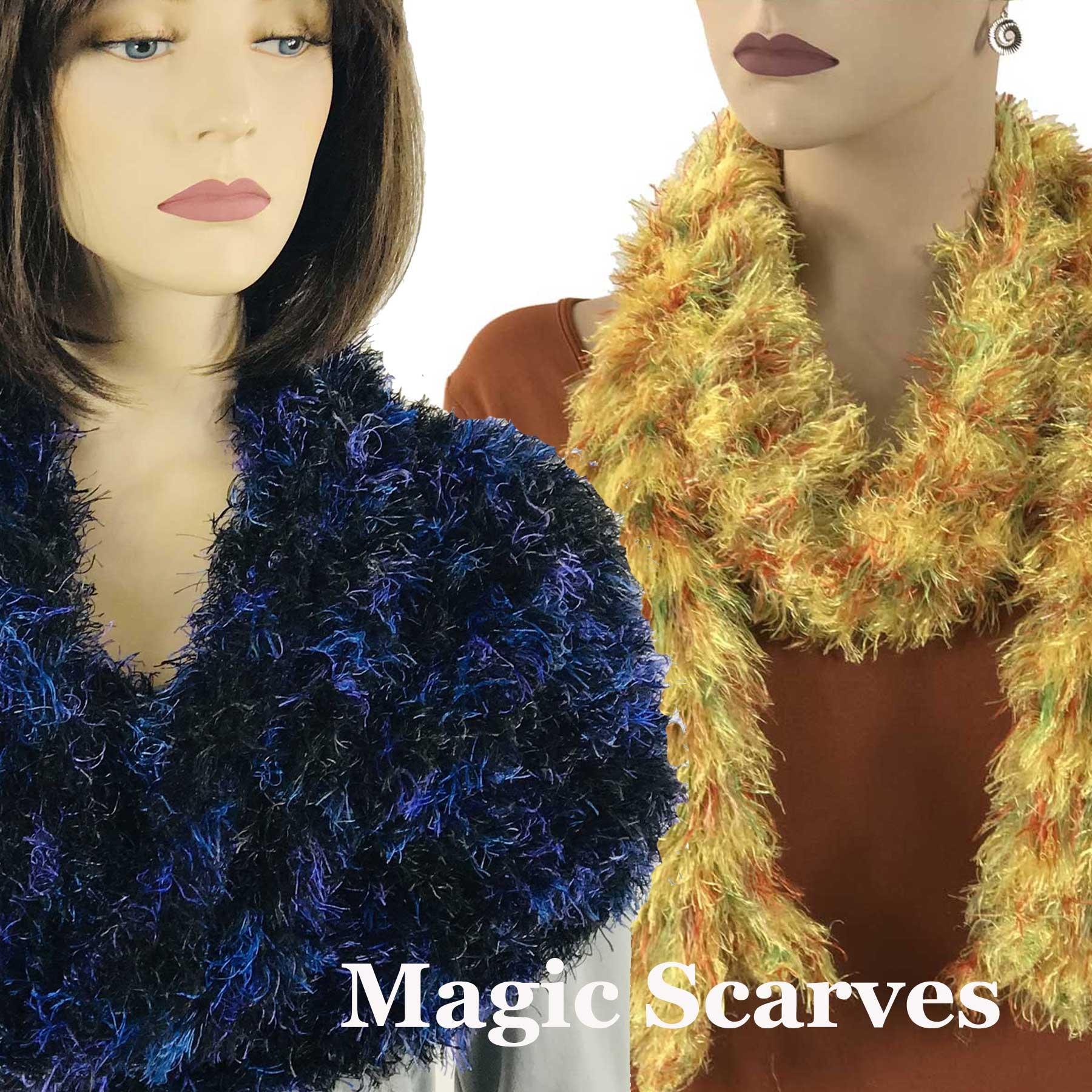 Original Moa Boa Magic Scarves